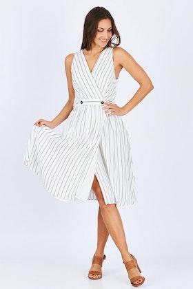 Spicy Sugar Stripe Dress