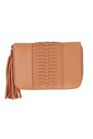 Betty Leather Zip Wallet