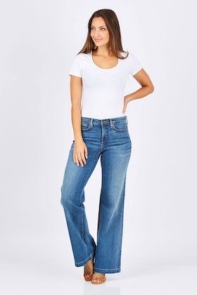 Not Your Daughters Jeans Wide Leg Trouser