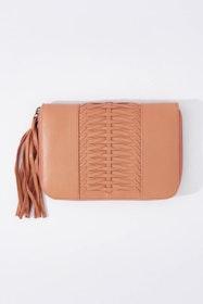 Betty Leather Zip Wallet