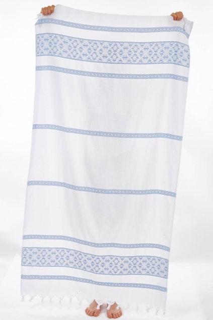 Bambury Egyptian Cotton Turkish Towel Womens Beach Towels