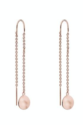 Najo Double Beat Thread Earrings