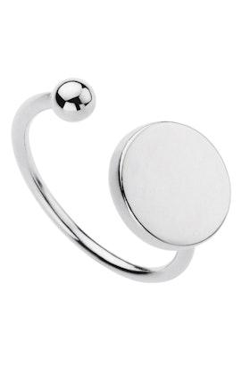 Najo Simplicity Sterling Silver Ring
