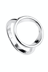 Rhoda Sterling Silver Ring