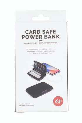 IS Gifts Cardsafe Power Bank