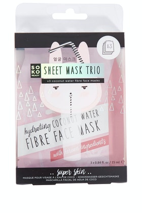 IS Gifts Soko Ready: Face Mask Trio Pack