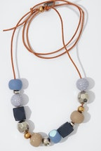 Greenwood Designs Sparkle Mix Up Necklace
