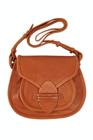 Ovae Stitch Saddle Bag