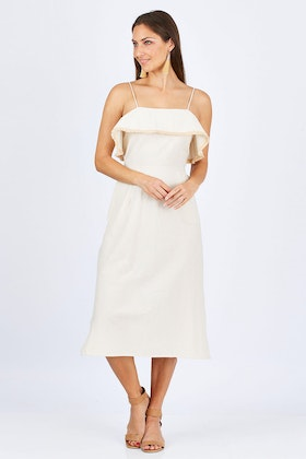 Wish Off Shore Midi Dress