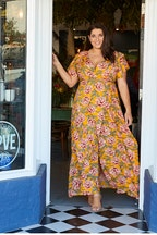 boho bird Bellezza Maxi Dress