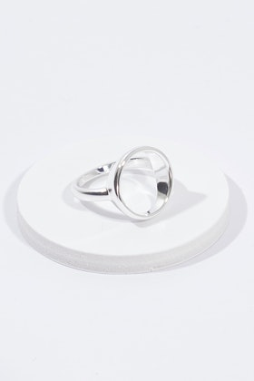Najo Rhoda Sterling Silver Ring