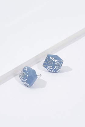 Greenwood Designs Sparkle Rock Hand-made Earrings
