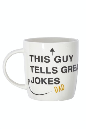 Annabel Trends Dad Ceramic Coffee Mug