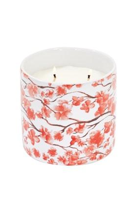 Lantern Cove Secret Garden 13oz Cherry Blossom Candle
