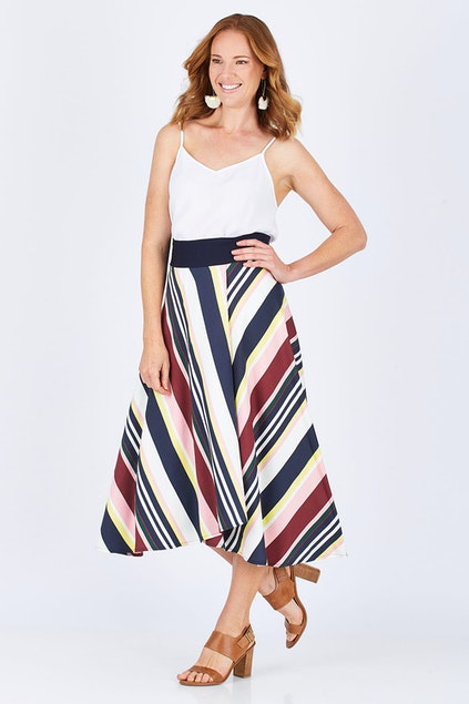 Sacha Drake Ghiradon Skirt - Womens Long Skirts at Birdsnest Fashion b93dad66a