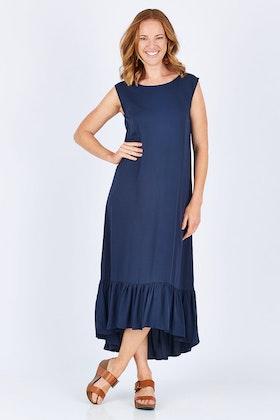 PQ Collection Flute Dress