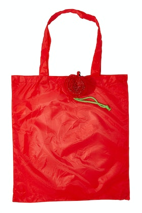 IS Gifts Rose Foldable Eco Shopping Bag
