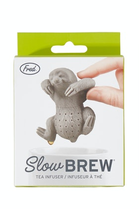 IS Gifts Slow Brew- Sloth Tea Infuser