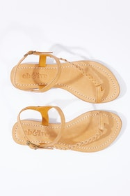 Alvaro Leather Sandal