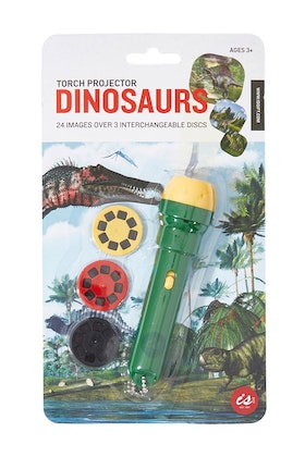 IS Gifts Dinosaurs Torch Projector