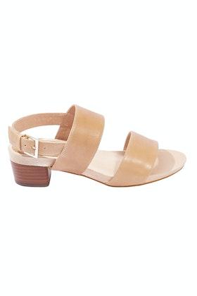 FRANKiE4 Kyra Leather Heel