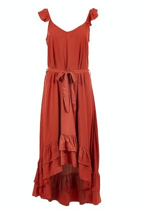 boho bird Romance With Me Dress