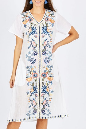 Lula Life Tropical Dress