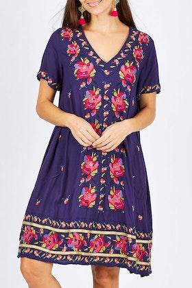 Ruby Yaya Rose Dress