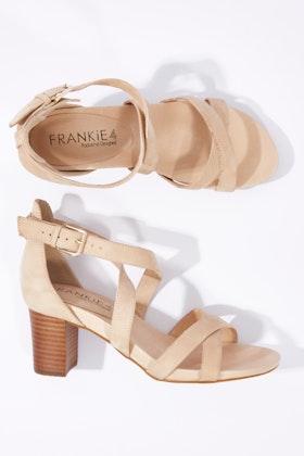 FRANKiE4 Amie Leather Heel