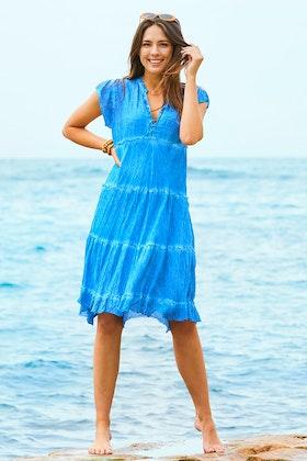 Lula Life Breeze Tiered Dress