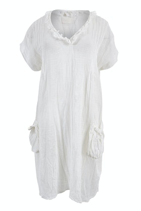 Lula Life Breeze Tuck Dress