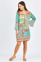 Lula Life Island Tunic Dress