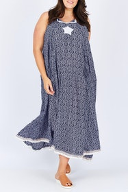 Astrid Maxi Dress Haveli