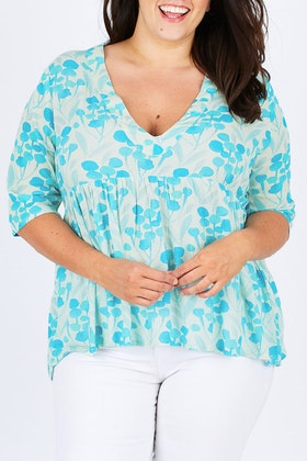 Scandi bird Leende Blouse