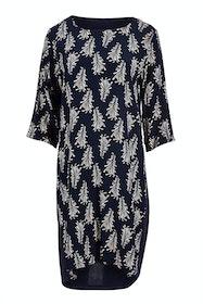 Fern Print Dress