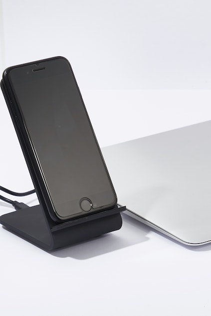 IS Gifts Standing Wireless Charging Dock - Womens Novelty ... 054f2dd037