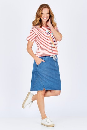 Elm Circumnavigation Skirt