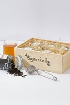 Organics For Lily Tea Lover Gift Set