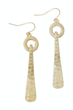 GxG Collective Amanda Drop Earrings