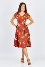Elise Sadie Floral Dress