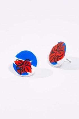 Seeking Hazel Mumbo Stud Earrings