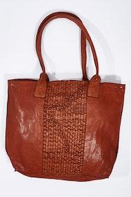 Courtney Leather Shoulder Bag