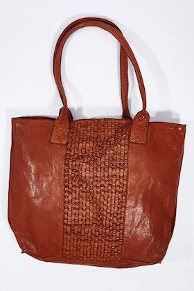 Kompanero Courtney Leather Shoulder Bag