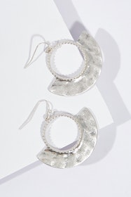 Wendy Hoop Earrings
