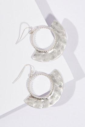 GxG Collective Wendy Hoop Earrings