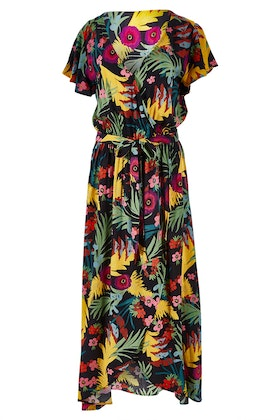 Elm Tahiti Fusion Wrap Dress