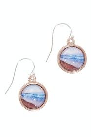 Bournda Sterling Silver Drop Earrings