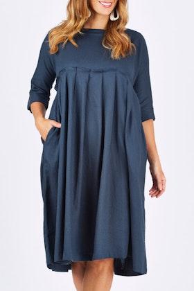 Tirelli Pleated Dress