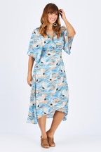 Honeysuckle Beach Swanson Dress