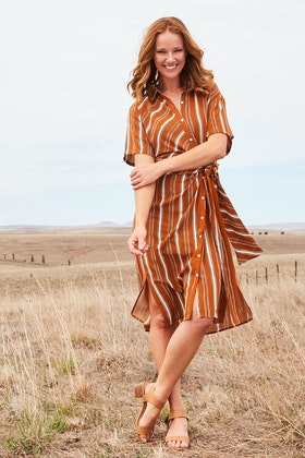 Brave & True Tidepool Dress